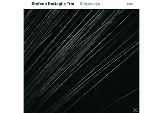Stefano Trio Battaglia - Songways - (CD)