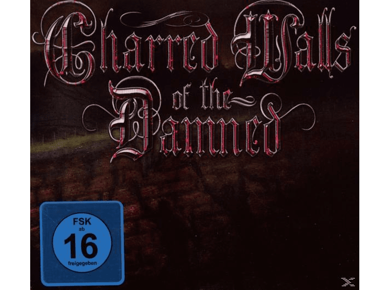 Charred Walls Of The Damned - Charred Walls Of The Damned [DVD]