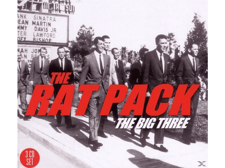 The Rat Pack - The Rat Pack [CD]