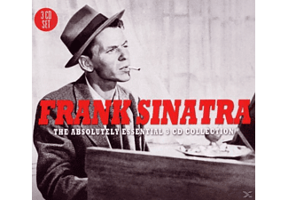 Frank Sinatra - The Absolutely Essential Collection 3cd - (CD)