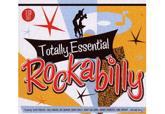 VARIOUS - Totally Essential Rockabilly - (CD)