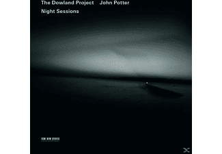John Potter, Dowland Project - Night Sessions - (CD)