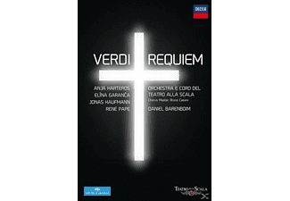 VARIOUS - Verdi Requiem - (Blu-ray)