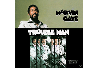 Marvin Ost/gaye - Trouble Man - (CD)