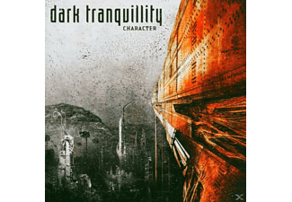 Dark Tranquillity - Character - (CD)