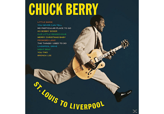 Chuck Berry - St.Louis To Liverpool - (CD)