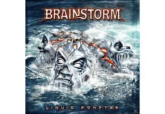 Brainstorm - Liquid Monster - (CD)
