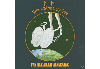 Van Der Graaf Generator - H To The Who Am The Only One Cd