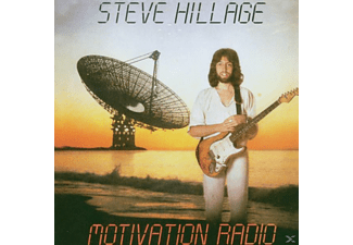 Steve Hillage - Motivation Radio-Remaster - (CD)