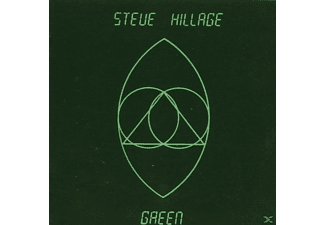 Steve Hillage - Green-Remaster - (CD)