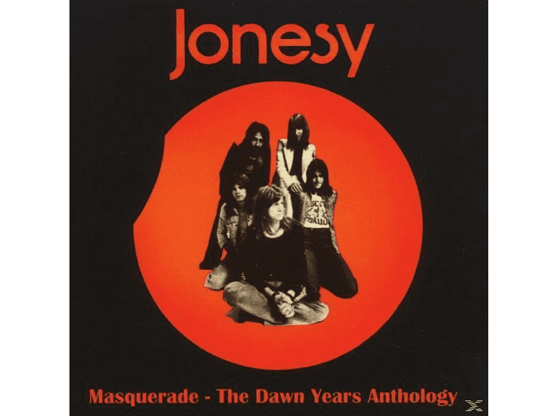 Jonesy - Masquerade-The Dawn Years Ant. [CD]