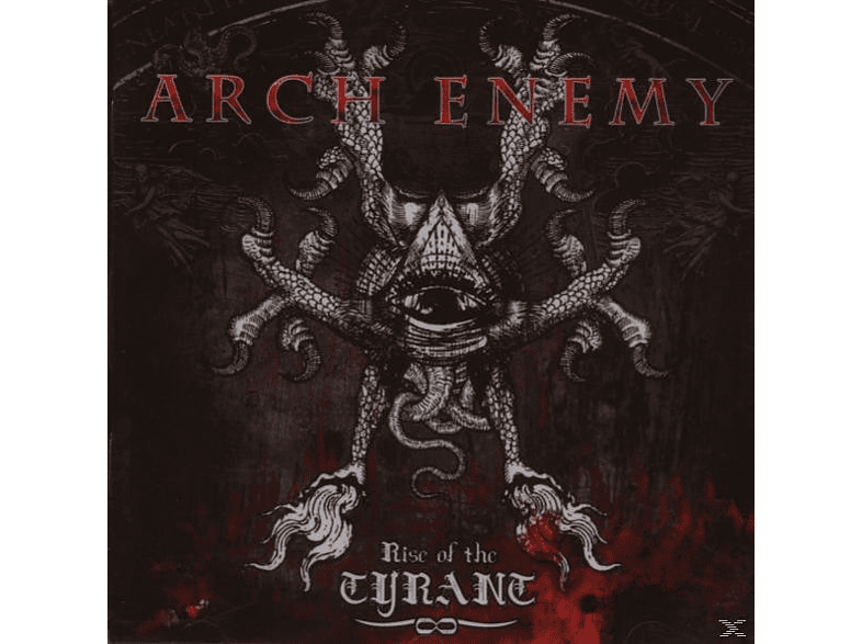 Arch Enemy - Rise Of The Tyrant [CD]