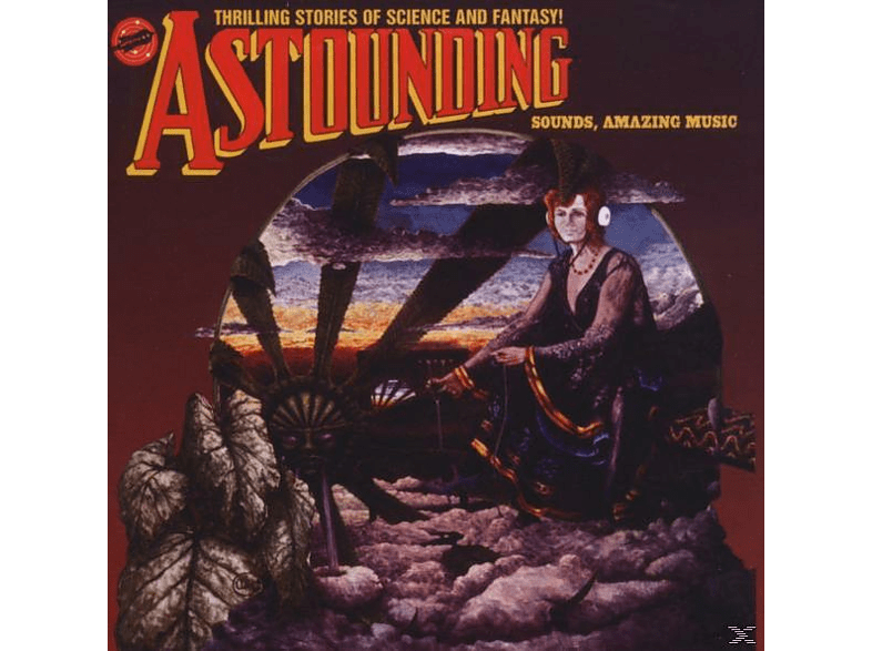 Hawkwind - Astounding Sounds, Amazing Music(Expanded & Remastert) [CD]