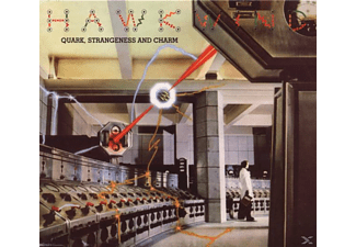 Hawkwind - Quark, Strangeness And Charm - (CD)