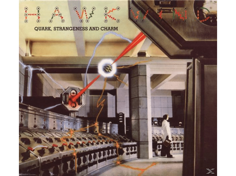 Hawkwind - Quark, Strangeness And Charm [CD]
