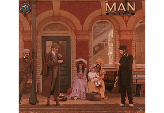 Man - Back Into The Future - (CD)