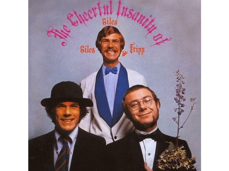 Giles And Fripp Giles - The Cheerful Insanity Of... [CD]