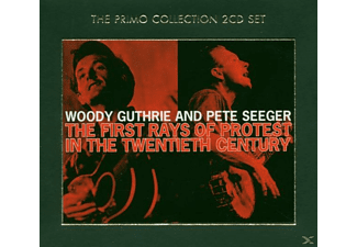 Seeger, Pete / Guthrie, Woody - The First Rays Of Protest... - (CD)