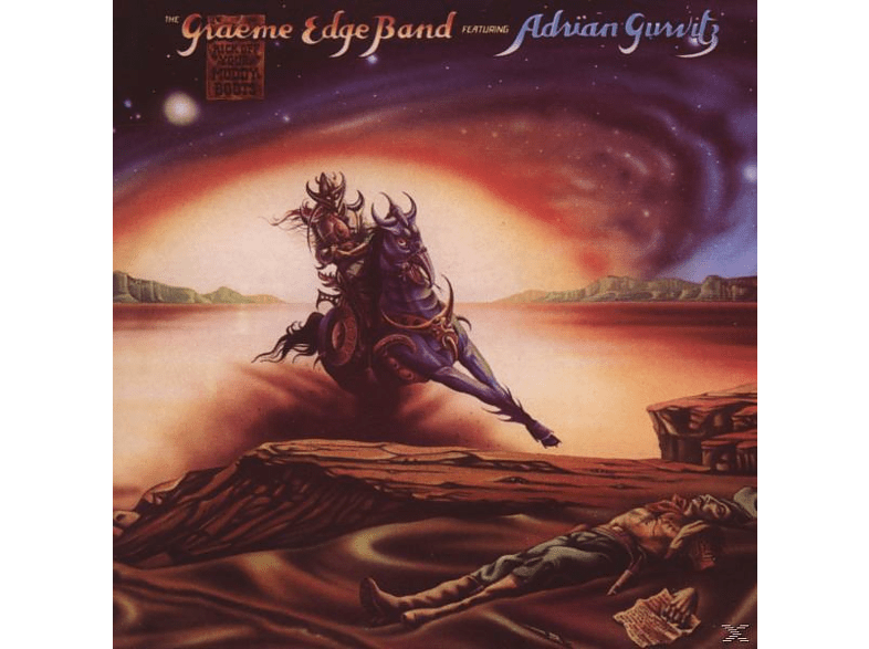 EDGE,GRAEME BAND & GURVITZ,ADRIAN - Kick Off Your Muddy Boots (Exp.+Rem.) [CD]