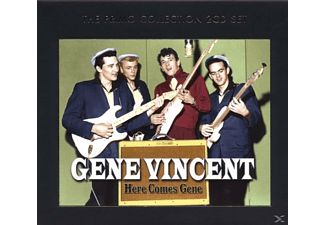 Gene Vincent - Here Comes Gene [CD]