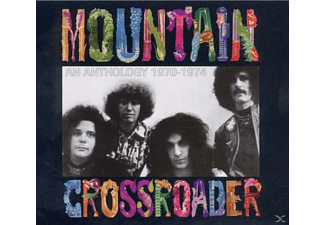 Mountain - Crossroader- An Anthology 1970-1974 [CD]