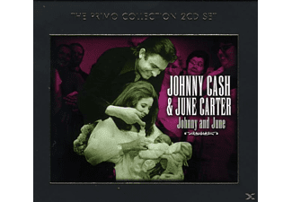 Cash, Johnny / Carter, June - Johnny And June - (CD)