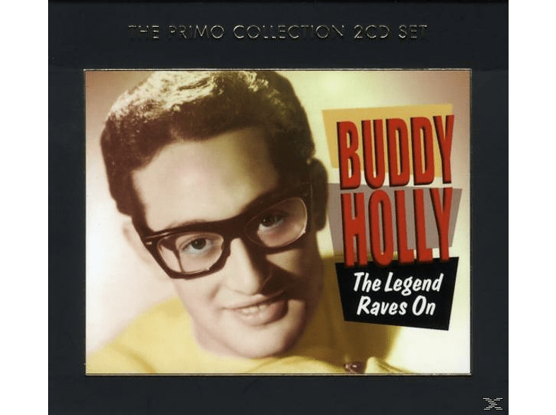 Buddy Holly - The Legend Raves On [CD]