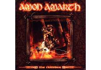Amon Amarth - THE CRUSHER (REMASTERED) - (CD)