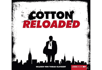 Cotton Reloaded I - 4 MP3-CD - Spannung