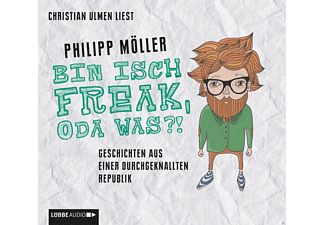 Bin isch Freak, oda was?! - 4 CD - Humor/Satire