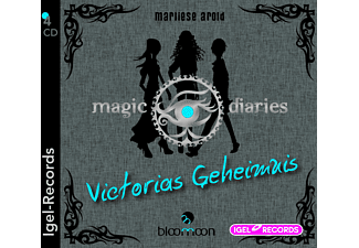 Magic Diaries 02: Victorias Geheimnis - 3 CD - Kinder/Jugend