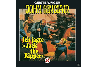 John Sinclair 49: Ich jagte Jack the Ripper - 1 CD - Horror