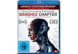 Banshee Chapter - Illegale Experimente der CIA - (Blu-ray)