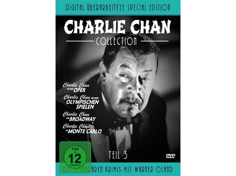 Charlie Chan Collection - Teil 3 [DVD]