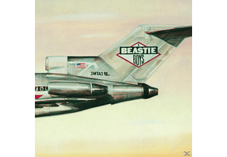 Beastie Boys - LICENSED TO ILL - (CD)