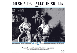 VARIOUS - Musica Da Ballo In Sicilia - (CD)