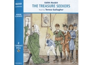 THE TREASURE SEEKERS - 2 CD - Kinder/Jugend