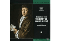SELECTIONS FROM THE DIARY OF SAMUEL PEPYS (ENGL-4C - (CD)