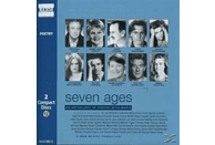 SEVEN AGES - AN ANTHOLOGY OF POETRY WITH MUSIC (2C - (CD)