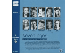 SEVEN AGES - AN ANTHOLOGY OF POETRY WITH MUSIC (2C - 2 CD - Anthologien/Gedichte/Lyrik