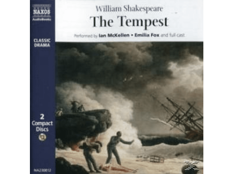 THE TEMPEST - (CD)