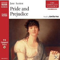 PRIDE AND PREJUDICE - (CD)