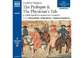 THE GENERAL PROLOGUE/THE PHYSICIAN S TALE - 2 CD -