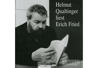 Helmut Qualtinger Liest Erich Fried - 2 CD - Comedy/Musik/Kabarett