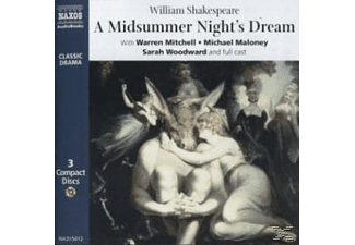 A MIDSUMMER NIGHT S DREAM - 3 CD - Literatur/Klassiker
