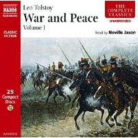 WAR AND PEACE 1 - (CD)