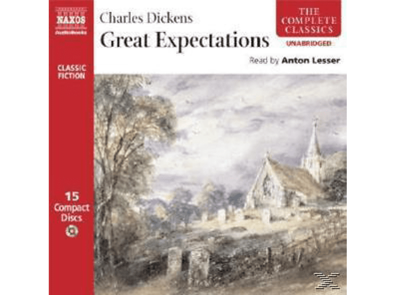 GREAT EXPECTATIONS - (CD)