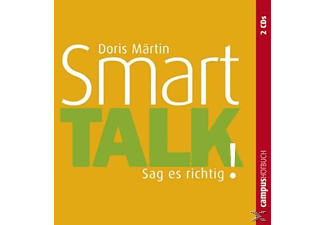 Smart Talk - 2 CD - Hörbuch