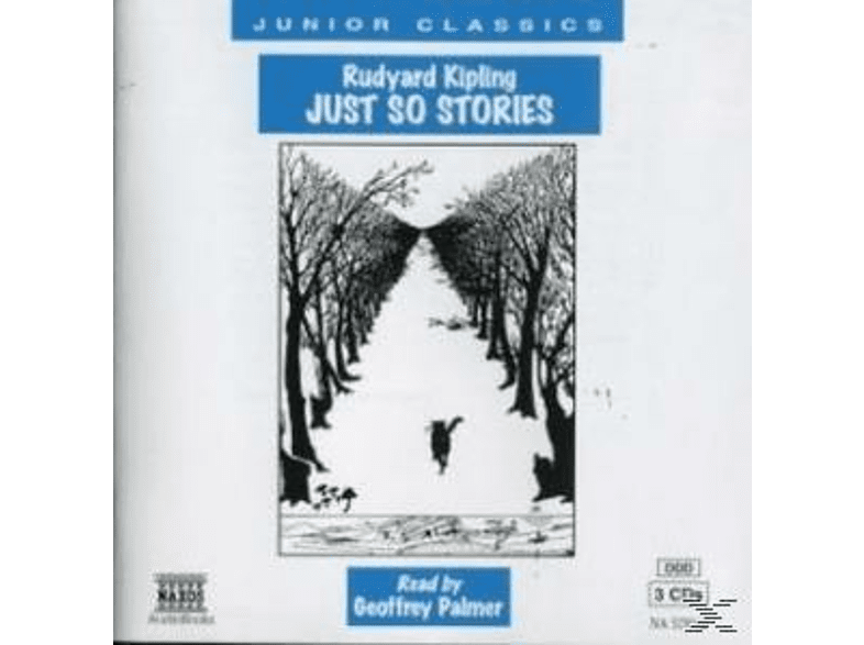 JUST SO STORIES - (CD)