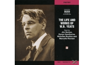 LIFE AND WORKS OF W.B.YEATS - 2 CD -
